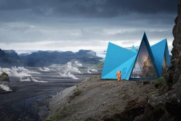Skyli Cabin Architecture Utopia