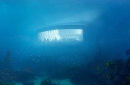 Norway Underwater Restaurant Architecture
