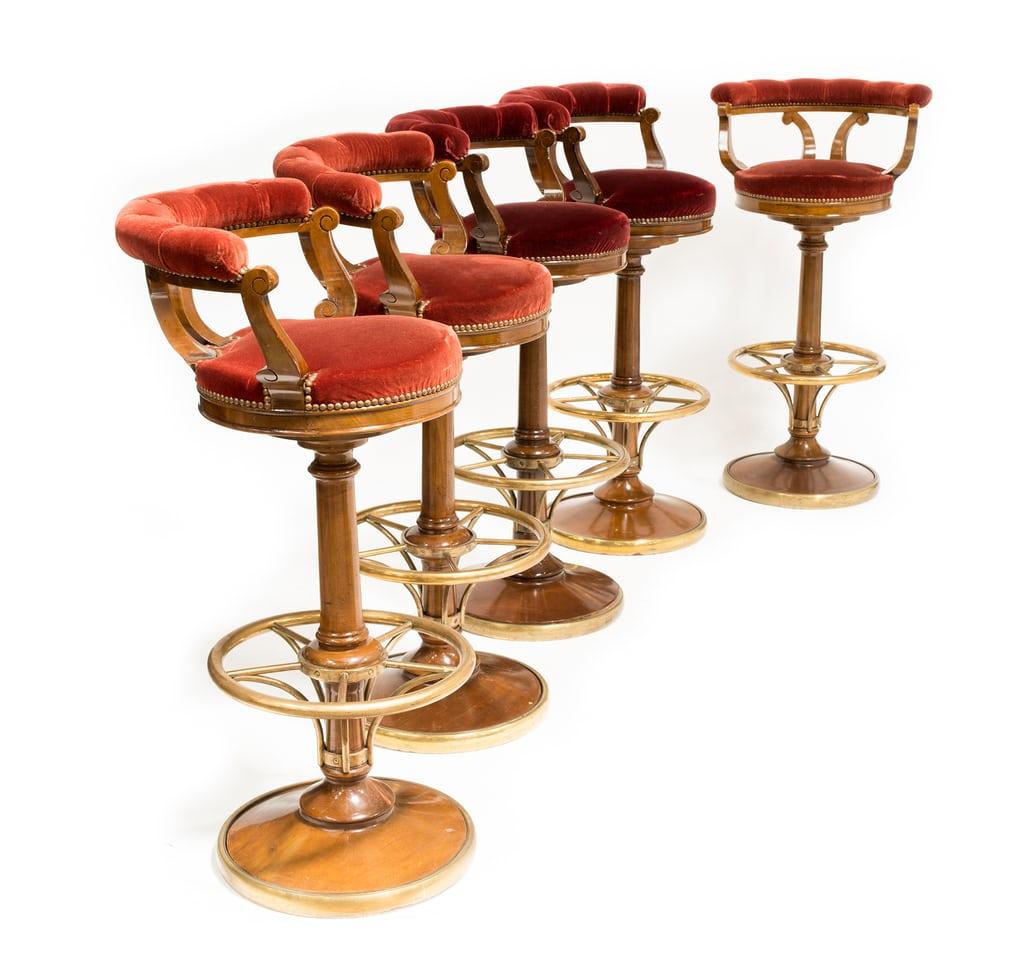Tremendous The Iconic Paris Ritz Hotel Is Auctioning Off Old Furniture Lamtechconsult Wood Chair Design Ideas Lamtechconsultcom