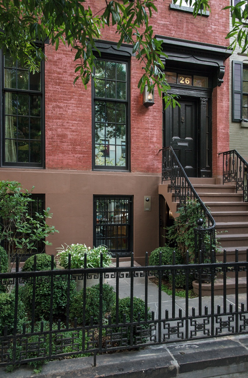 BW Architects NYC Townhouse
