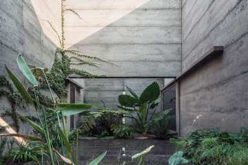 MORQ Architecture Cloister House