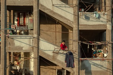Xizi Shanghai Buildings Decay