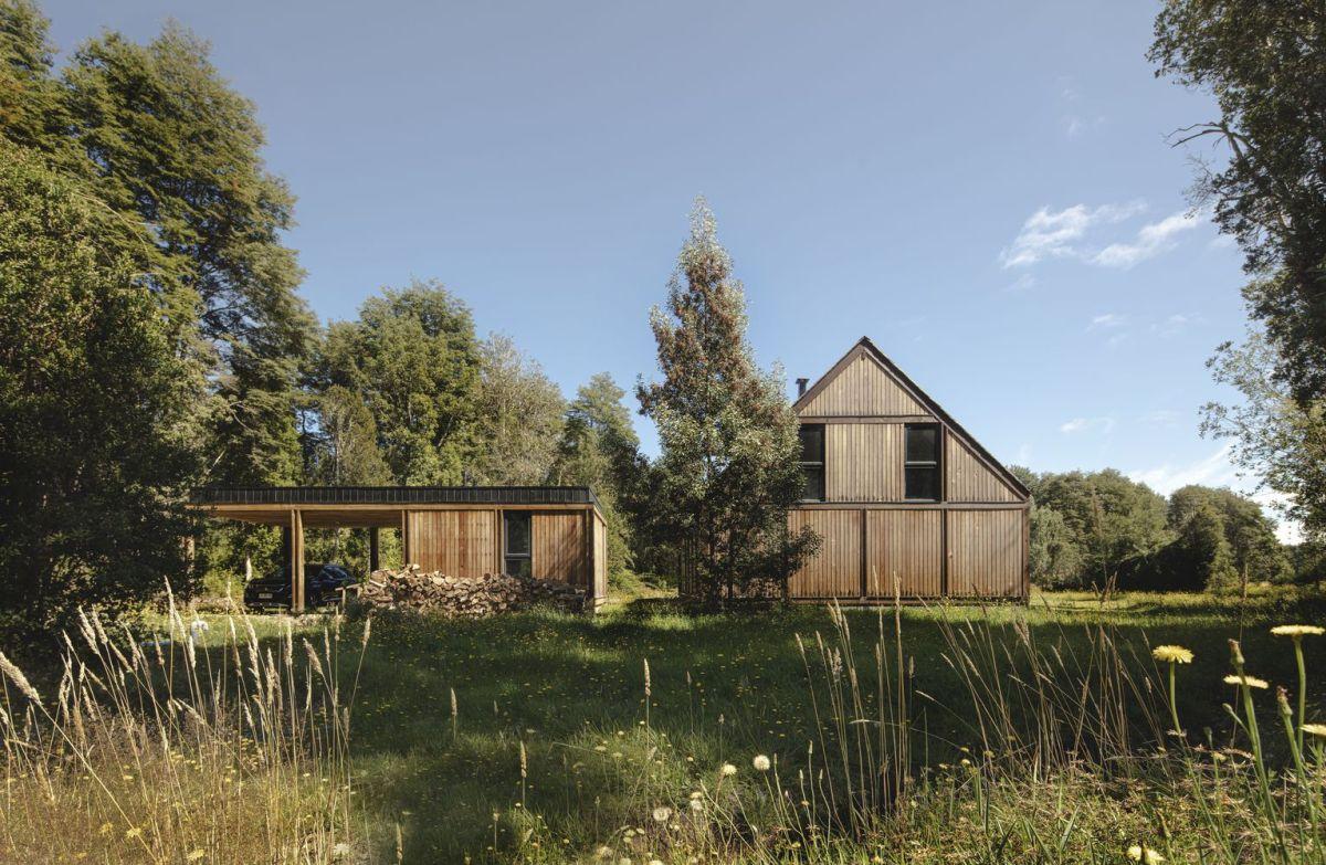 Duarte Fournies Arquitectos Forest Retreat