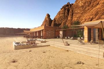 AlUla Desert Resort AW2
