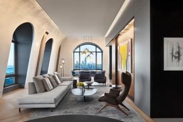 Lakeview Penthouse Wheeler Kearns Architects