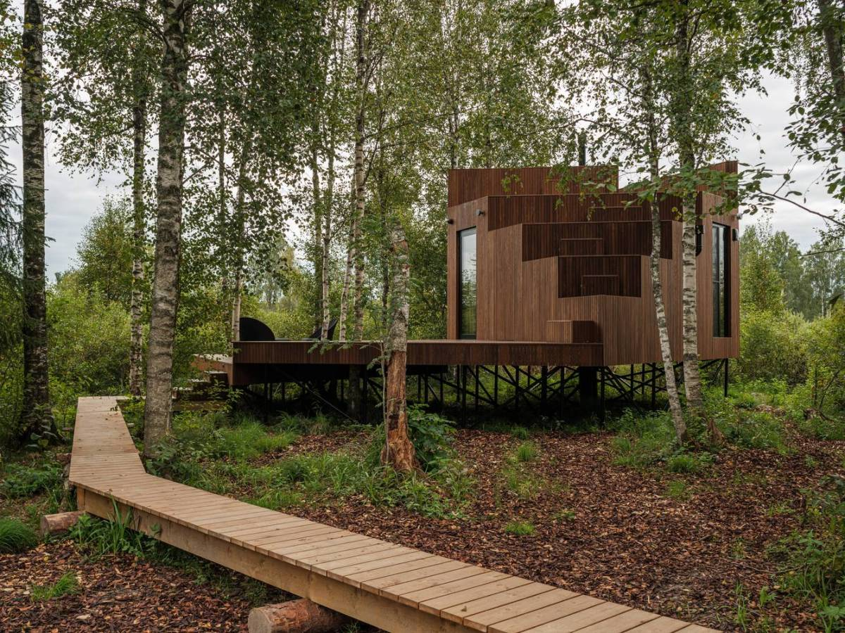 Maidla Nature Villa Hotel Estonia
