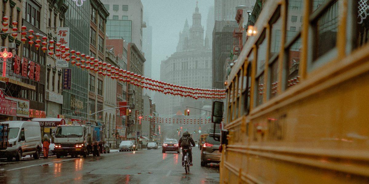Alex Fernandez Snowstorm NYC
