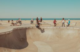 Ludwig Favre Venice Beach Way of Life