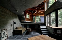 Takeshi Hirobe Architects Phase Dance Japan