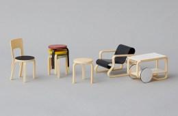 Artek Takara Tomy Miniature Furniture