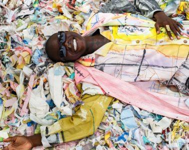 Ghana The Slum Studio Upcycled Fashion