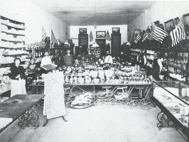Armitage Novelty Bazaar - 1890