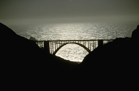 coastal bridge