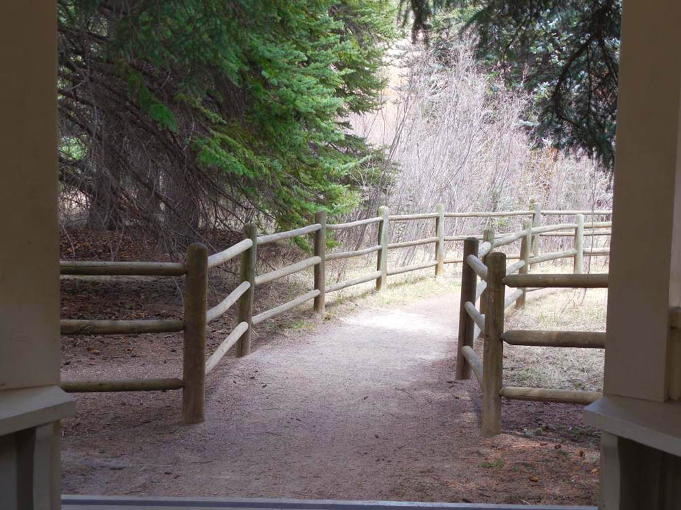 Pat's Walkabouts: Pine Valley Ranch Park and The Pagoda | Plain Talk and Ordinary Wisdom