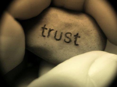 TheZenof Trust Photo Courtesy of MSN Clipart