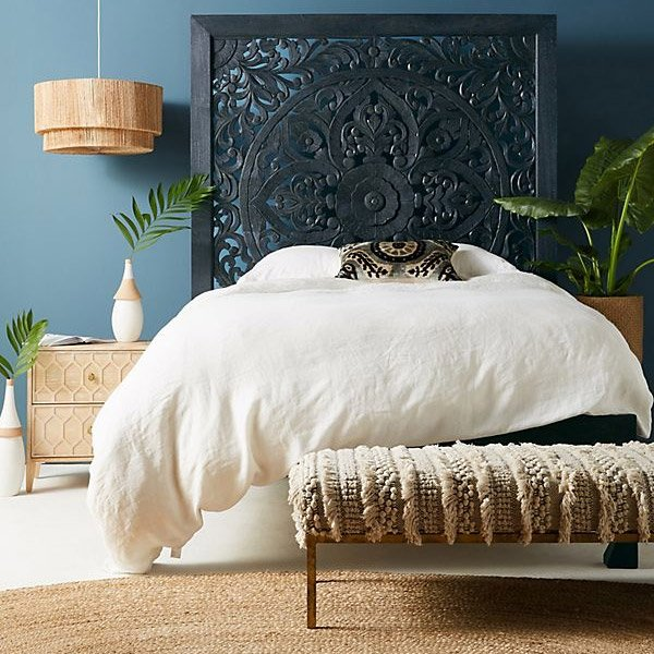 Anthropologie Modern Feminine Bedding