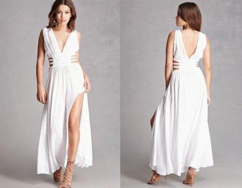 Boho Me, Long White Dresses For Women At Forever 21