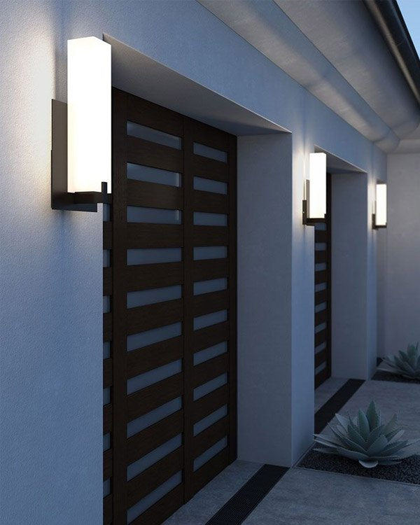 Menards Affordable Outdoor Wall Lighting
