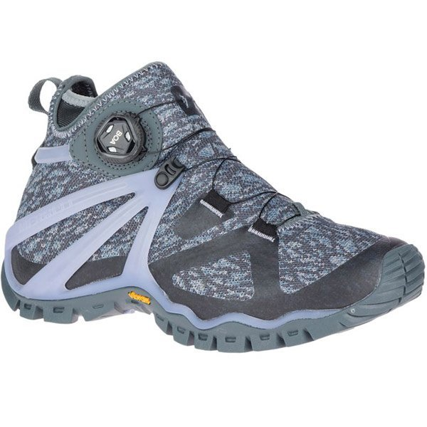 Merrell : Women's Rove Mid Knit Boots For Intense Hiking
