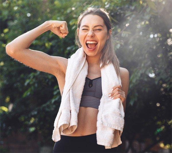 Running Improves Mood