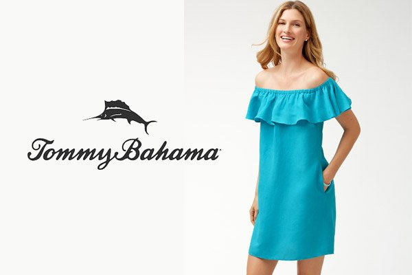 Tommy Bahama Women's Beach Dresses and Cover Ups