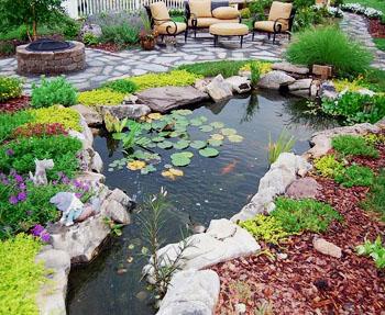 toile pour bassin et jardin d eau