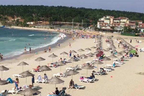 Kovanağzı Plajı