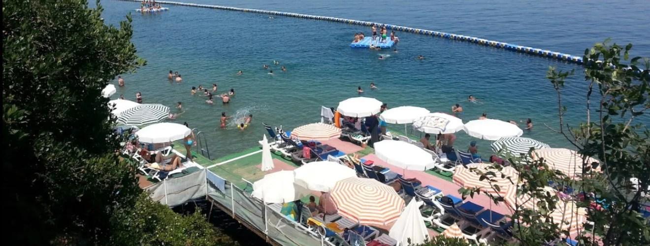 Büyükada Kartal Belediyesi Sosyal Tesisleri Halk Plajı