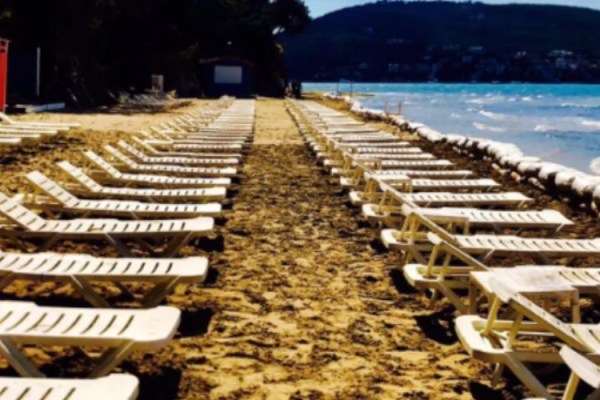 Heybeliada Kablo Blue Beach