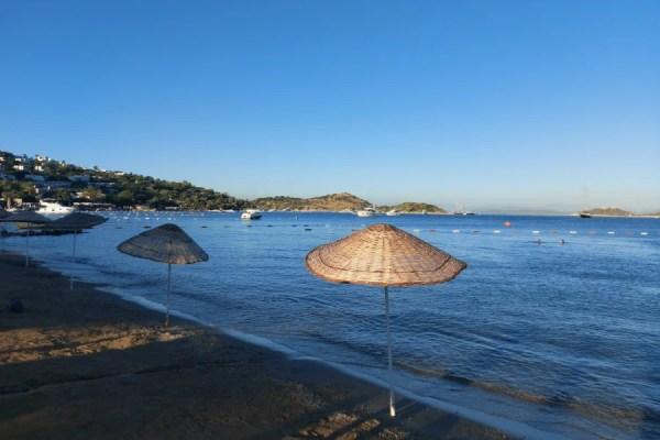 Göltürkbükü Halk Plajı