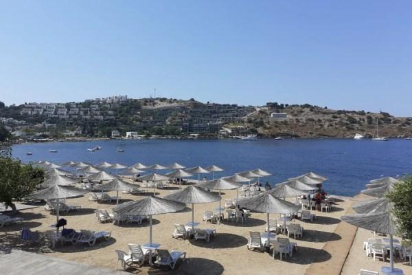 Gündoğan Küçükbük Plajı