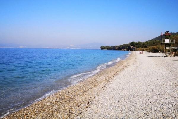 Kalamaki Plajı