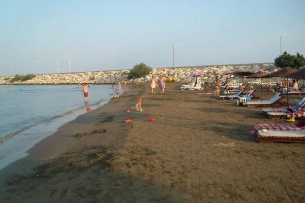 Zincirlikuyu Plajı