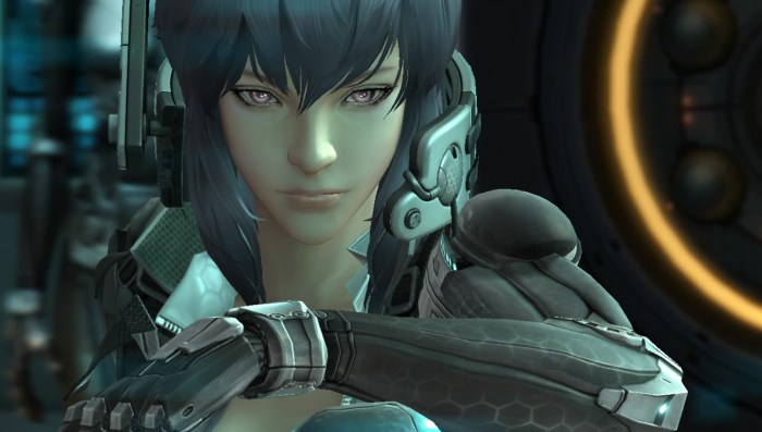 Ghost in the Shell: Stand Alone Complex - First Assault Online Screenshot