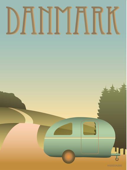 Danmark - camping - vissevasse