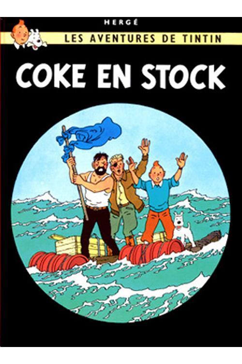 Tintin - koks i lasten