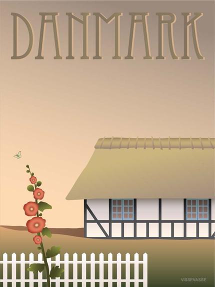 Danmark - bondehuset