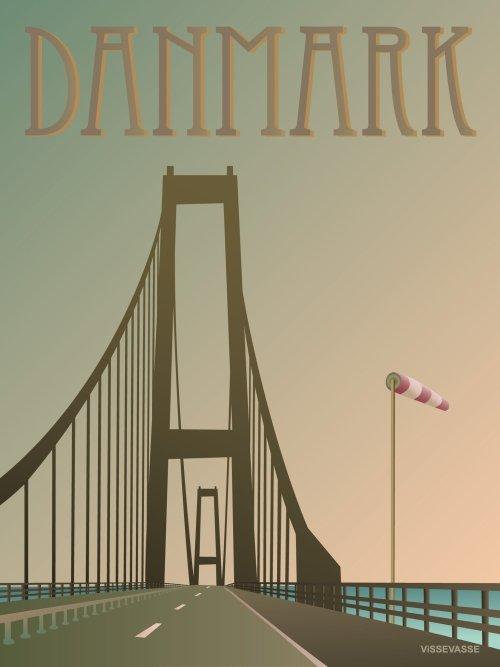 Danmark Storebæltsbroen