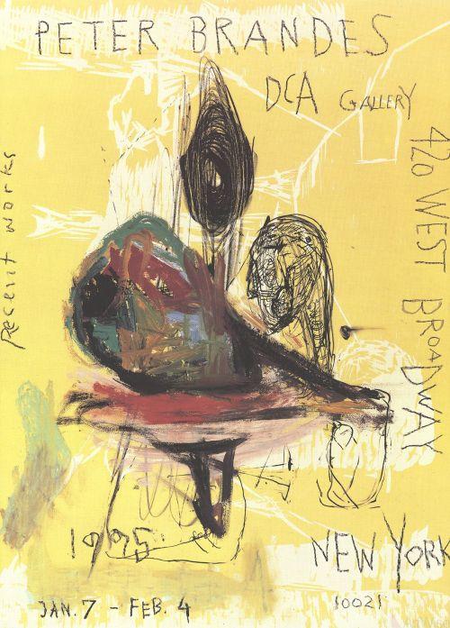 Peter Brandes DCA Gallery