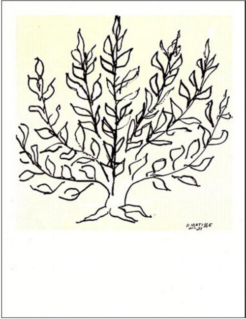 Henri Matisse - La Buisson
