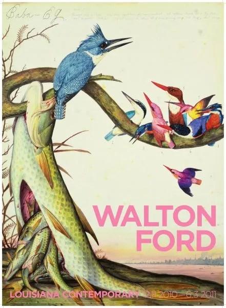 WALTON FORD - Louisiana - Baba