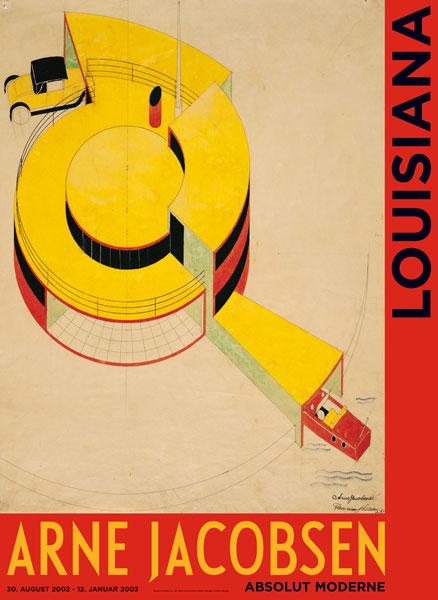Arne Jacobsen - Louisiana - Fremtidens Hus