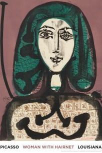 Pablo Picasso - Louisiana - Kvinde med grønt hår