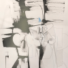 Louisiana - George Condo - Drawing paintings - Blurred Vision