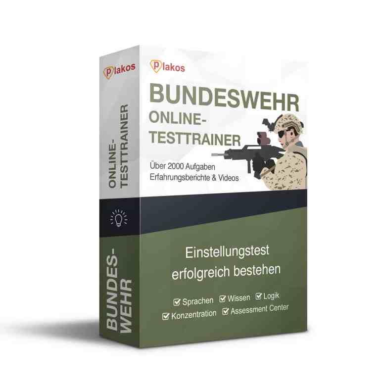 Bundeswehr Online Testtrainer