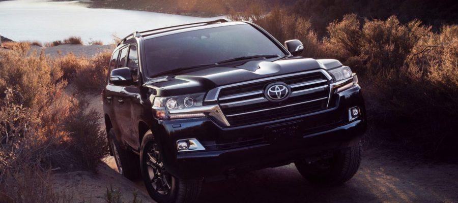 Toyota Land Cruiser Heritage 2019