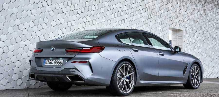 BMW Serie 8 Gran Coupe 2020