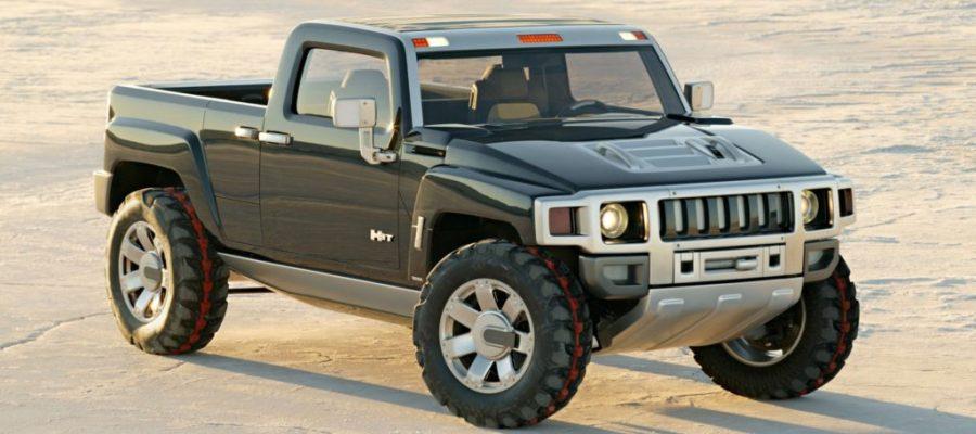 Hummer SUV eléctrica