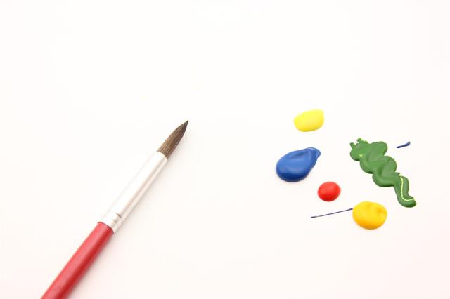 塗料の調色手順について