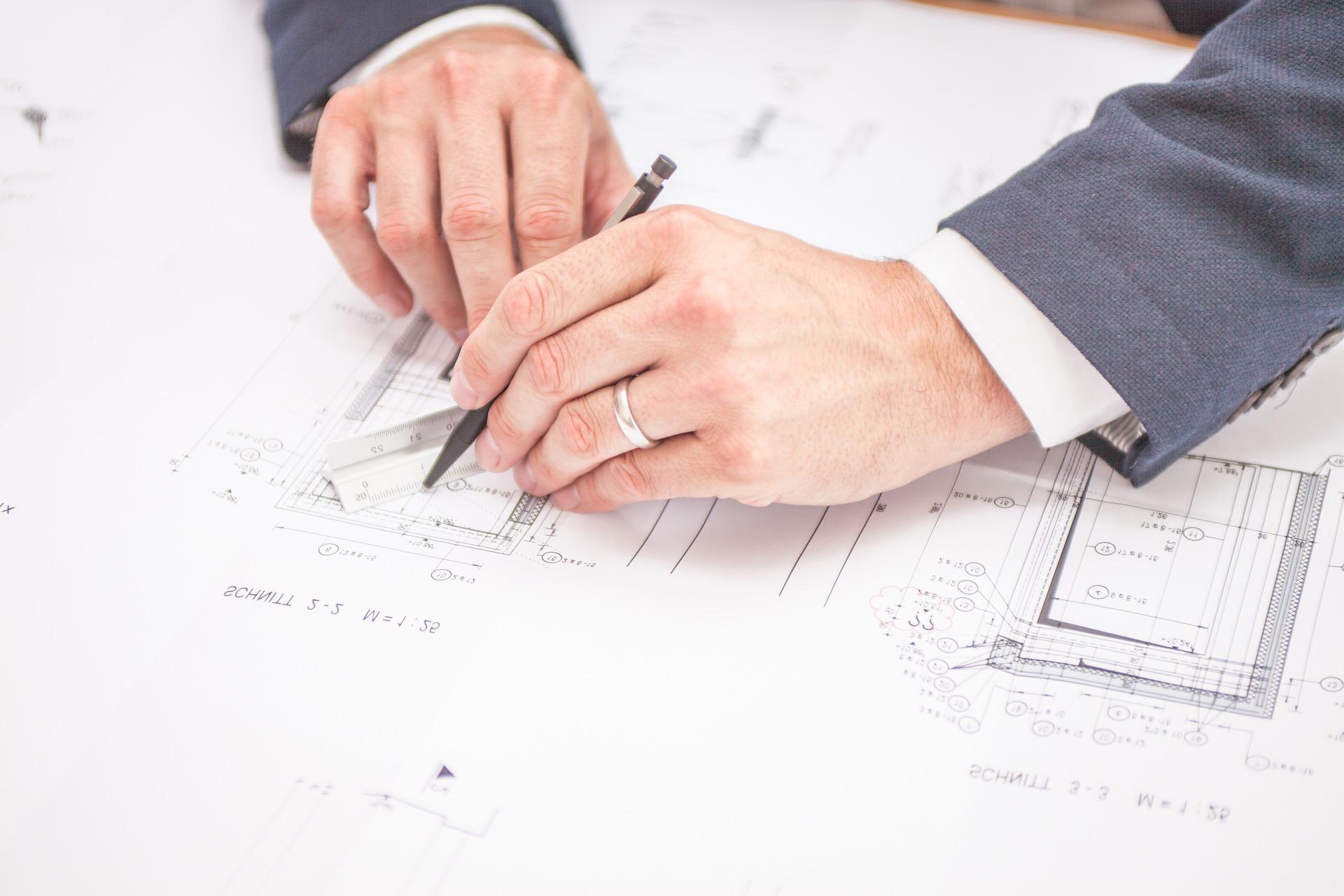 Recours à un architecte pour une construction